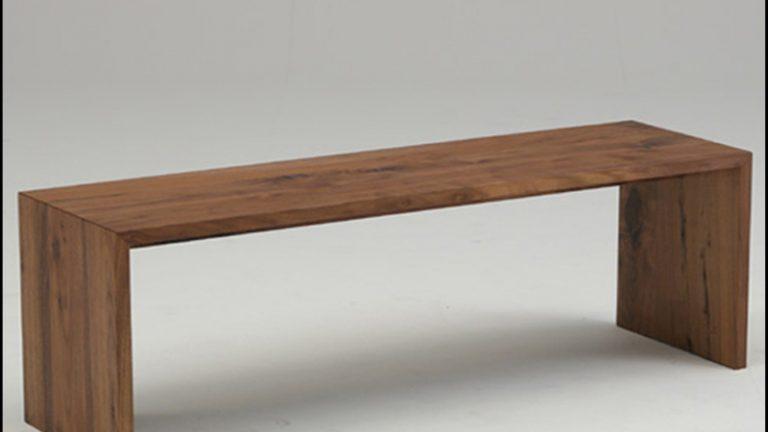 【若葉家具】bench&table 『tome』 ベンチ兼用 センターテーブル