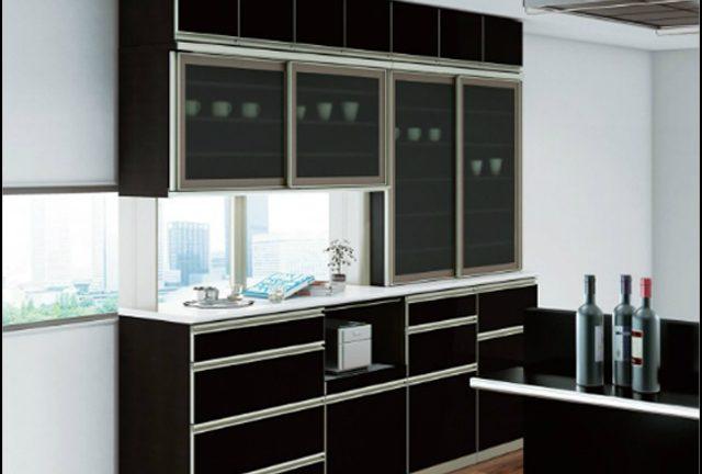 【AYANO】カシータ キッチン空間を優美に彩るハイグレードシリーズ