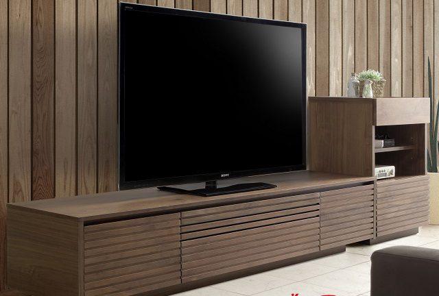 〖河口家具〗エン 節有天然木TVボードシリーズ
