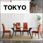 【Calligaris(カリガリス)】TOKYO ダイニングテーブル