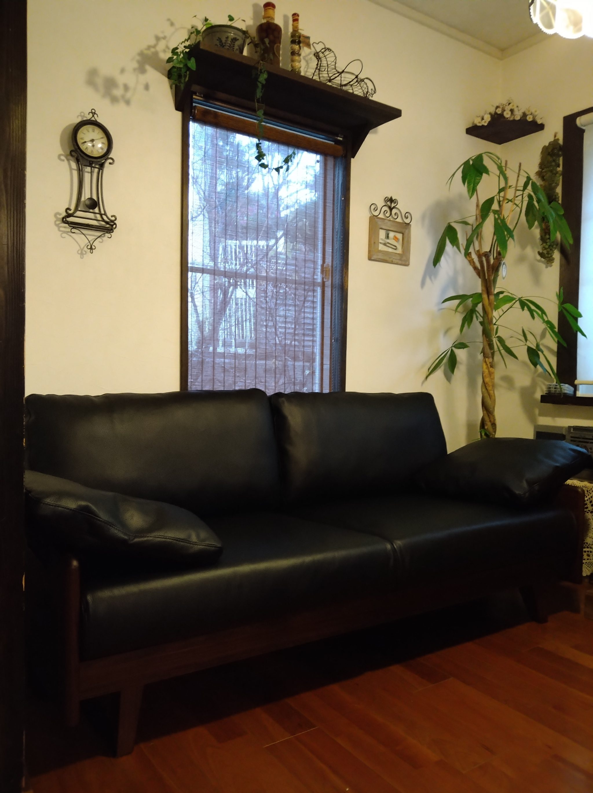ソファを納品しました。